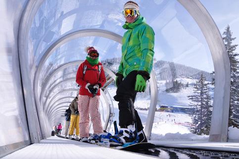 tapis roulant station ski Gérardmer