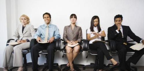 look pour un entretien d'embauche