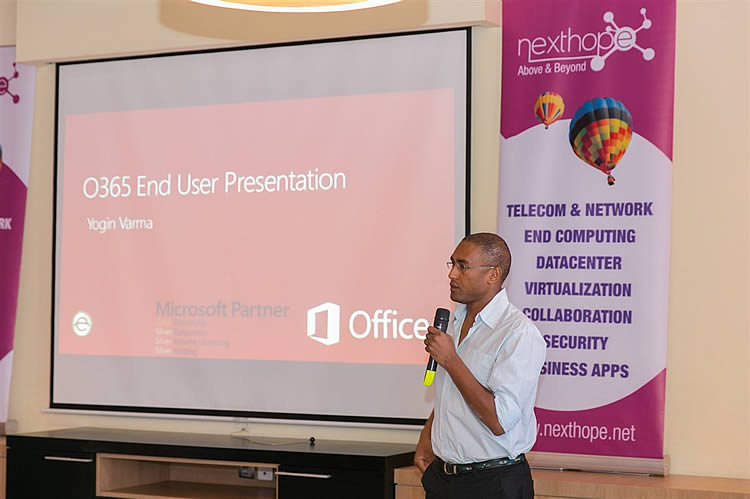 presentation office 365
