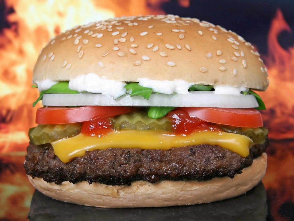 Hamburger des USA