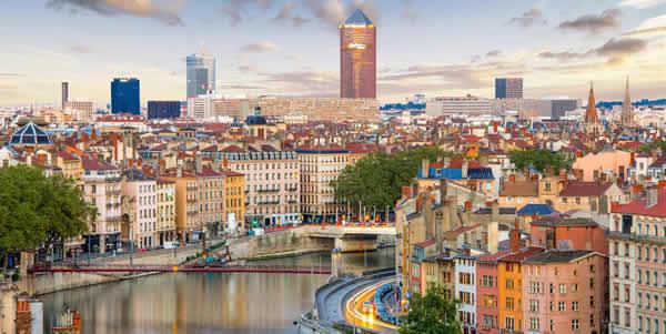 Lyon, une des plus belles villes de France