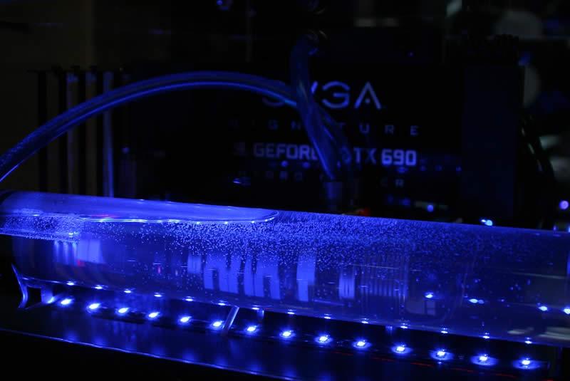 Système de refroidissement par eau