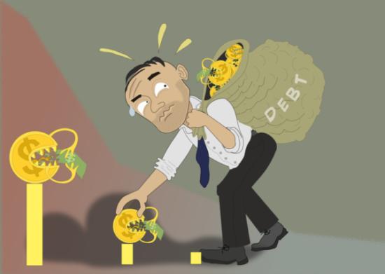 Comment effacer ses dettes rapidement