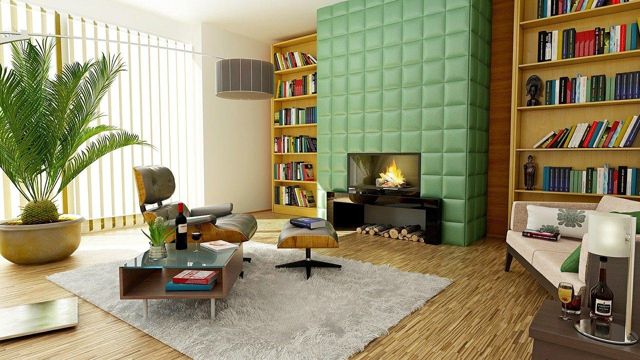 décoration ambiance 70