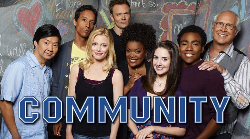 serie comedie community