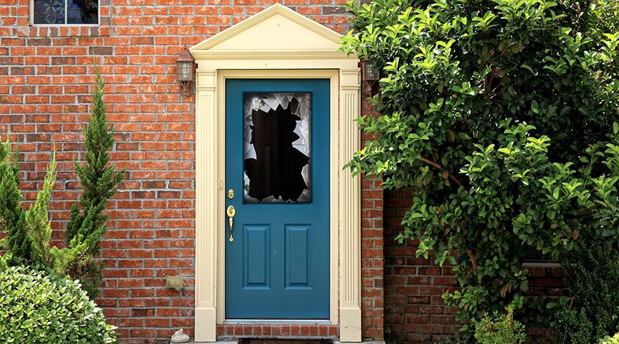 L'assurance Habitation Couvre-T-Elle Les Fenêtres Brisées