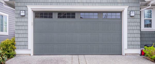 Les 6 principaux avantages de l'achat d'une nouvelle porte de garage