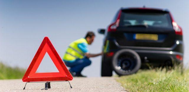 Véhicules que faire en cas de panne sur l'autoroute